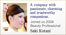 A company with passionate, charming and trustworthy companions.