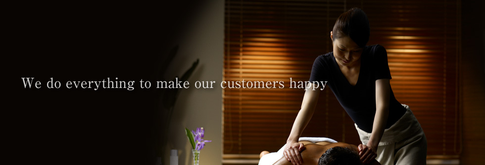 We do everything to make our customers happy